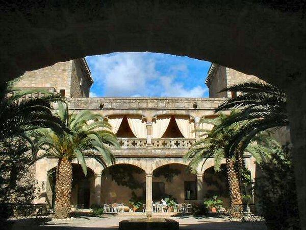 JARANDILLA DE LA VERA , première destination de Carlos V
