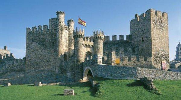 Ponferrada (Espagne).