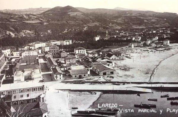 VIEILLES PHOTOS DE LAREDO (Cantabria) - 1 -