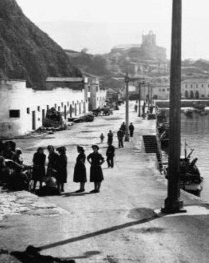 VIEILLES PHOTOS DE LAREDO (Cantabria) - 10 -