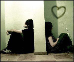 Les histoires d'amour finissent mal en général.