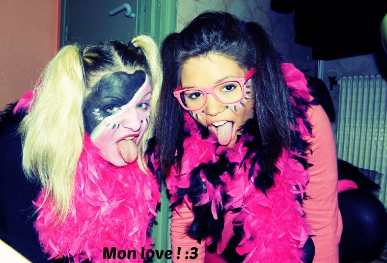 Mon love ! :3