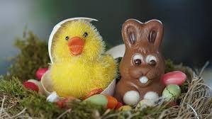 Bonnes fêtes de Pâques à tous !!