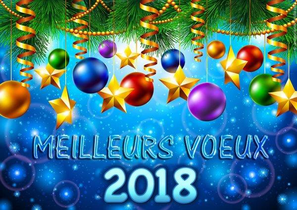 Meilleurs voeux à toutes et à tous !