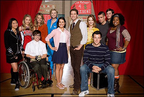 Article Serie  ___Glee