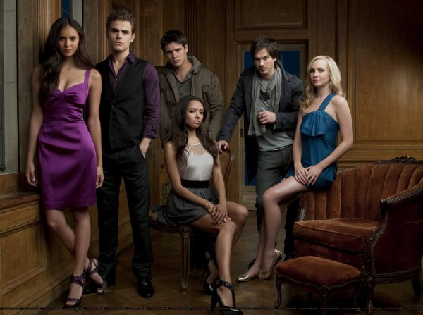 Article Serie  ___The Vampire Diaries