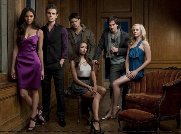 Article Serie  ___The Vampire Diaries
