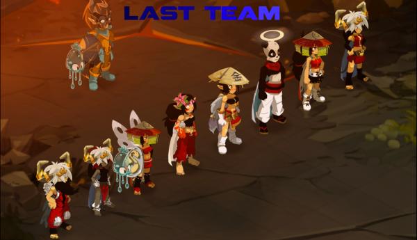 """Bienvenue sur le blog de la """"Last Team"""" !"""