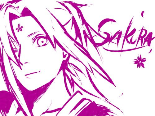 sakura la princesse hokage(enfin dans ma fiction)