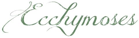 #296 - Ecchymoses