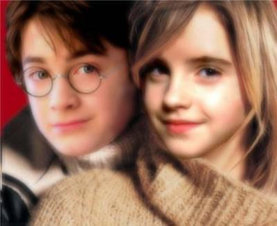 #383 - Harry & Hermione