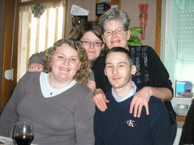 Moi é ma famille