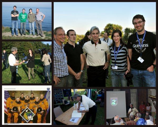 RENCONTRES TRANSFRONTALIERES D'ASTRONOMES AMATEURS, octobre 2011