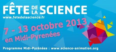 FÊTE DE LA SCIENCE CE SAMEDI 12 OCTOBRE 2013 AU PIC DU JER (Dés 20h FUNICULAIRE GRATUIT)