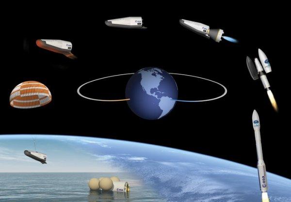 Ce 11 février 2015, l'Agence spatiale européenne doit lancer l'IXV, la première navette sans pilote européenne. Sa rentrée dans l'atmosphère permettra de vérifier la résistance de son bouclier thermique, testé jusqu'ici dans le four solaire du CNRS à Odeillo.