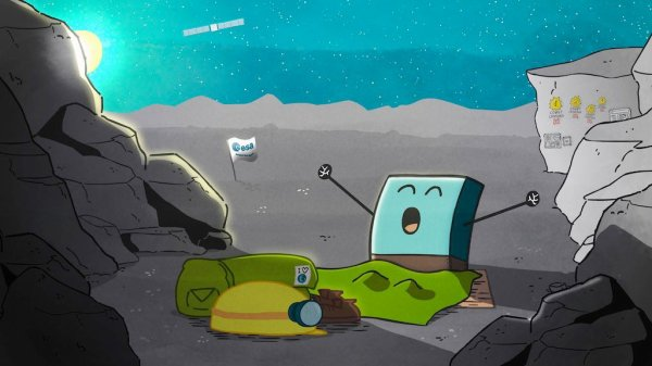 ROSETTA INFO DIRECT : DIMANCHE 14 JUIN 2015 15h30 RÉVEIL DE PHILAE SUR LA COMÈTE TCHOURI !! On n'osait plus y croire!! Le valeureux robot Philae posé sur la comète Chury, fin 2014, s'est réveillé après une longue torpeur de 7 mois. C'est dans le milieu de la nuit du 13 au 14 juin que Philae a donné signe de vie. Le contact entre la sonde Rosetta et l'atterrisseur a duré 2 minutes. Ce retour à la vie du petit robot montre qu'à mesure que la comète 67P/Churyumov-Gerasimenko se rapproche du Soleil, il commence à recevoir suffisamment de lumière pour alimenter ses panneaux solaires. Reste à voir s'il n'a pas été endommagé par les rebonds accidentels à la surface de la comète et les températures de -70° subies lors de son sommeil forcé. (Source ESA-CNES)