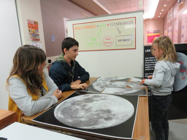 NUIT DES ÉTOILES à Lourdes en images... les ateliers, suite :