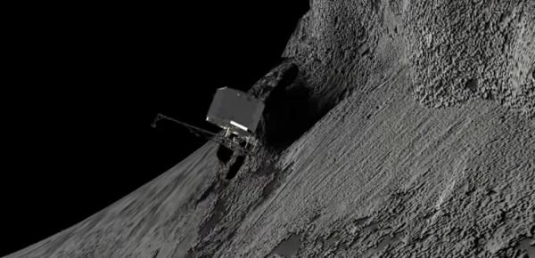 ROSETTA INFO DIRECT : MARDI 1er DÉCEMBRE 2015 : 9h30 L'IMAGE DU JOUR : D'ultimes tentatives de contact auront lieu ces deux prochains mois. S'il ne donne pas signe de vie, l'atterrisseur Philae qui s'est posé sur la comète 67P/Churyumov-Gerasimenko sera déclaré définitivement perdu. Quelles sont les dernières nouvelles de Philae ? En juin et juillet réveils de Philae un peu difficiles, erratiques et pas vraiment satisfaisants en terme de communication. Depuis, il a fallu éloigner Rosetta de la comète qui devenait trop active en approchant du Soleil. Maintenant on va pouvoir rapprocher à nouveau Rosetta à des distances raisonnables, à environ 200 km, et donc on espère communiquer avec Philae entre les mois de décembre et de janvier. (Sources ESA-CNES)