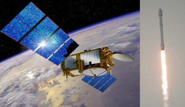 L'IMAGE DU JOUR : Lancé avec succès depuis la Californie, le 17 janvier, le satellite franco-américain JASON-3 va surveiller les océans, mesurant leur niveau avec une précision de 2 cm ! Les données recueillies sont indispensables pour suivre l'évolution du climat. JASON-3 repose sur une coopération entre l'agence spatiale française CNES, la NASA, EUMETSAT (organisme européen de gestion des satellites météo) et la NOAA (agence météo américaine). La construction du satellite a été confiée à l'industriel européen Thales Alenia Space. (Sources CNES-NASA-NOAA-CE)