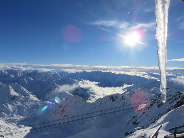 Dernier album du Pic du Midi pour cette nouvelle mission. Journée du 27 février 2016