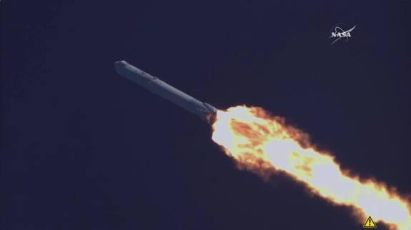 ESPACE INFO : Descriptif de la mission SPACEX...