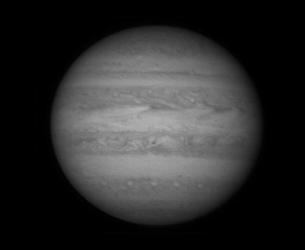 L'IMAGE DU JOUR : LA PLANÈTE JUPITER au télescope de 1m du Pic du Midi en fin de nuit... Juste superbe ! (Sources JL Dauvergne et F Colas)