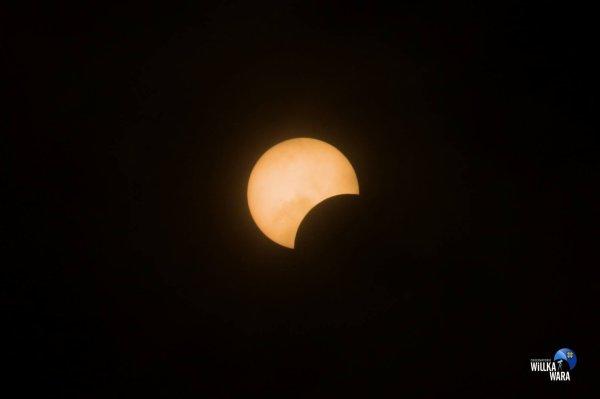 LES IMAGES DE L'ÉCLIPSE ANNULAIRE DE SOLEIL du 26 FÉVRIER 2017 depuis l'Amérique du Sud.