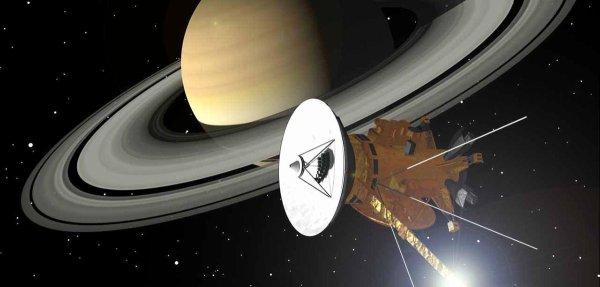 ASTRONOMIE INFO : ADIEU CASSINI !! Vingt ans après avoir quitté la Terre pour Saturne, la mission CASSINI-HUYGENS aura permis nombre de précieuses découvertes, au point de bouleverser notre vision du système solaire. Ce 15 septembre 2017, elle s'achèvera par un final spectaculaire : la sonde spatiale plongera dans l'atmosphère de la planète géante, livrant d'ultimes données avant de se désintégrer, après une odyssée extraordinaire, fruit d'une vaste collaboration entre les États-Unis et l'Europe. (Sources ESA-NASA)