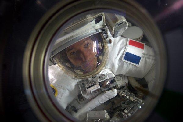 LES IMAGES DU JOUR : UN RETOUR EN IMAGES SUR LA MISSION DE THOMAS PESQUET à bord de l'ISS en 2017 !