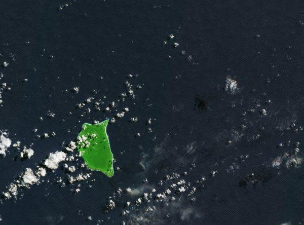 LA TERRE VUE DE L'ESPACE : ATTENTION, CETTE IMAGE PEUT EN CACHER UNE AUTRE !! L'île HENDERSON se situe dans le Pacifique Sud, à mi-chemin entre la Nouvelle-Zélande et le Chili. Comme l'un des meilleurs exemples d'un atoll de corail, l'île Henderson est un site du patrimoine mondial de l'ONU et l'une des plus grandes réserves marines du monde. Cependant, alors que cette masse terrestre minuscule isolée et inhabitée peut sembler idyllique et non touchée par les humains, c'est l'un des endroits les plus pollués de la planète. On estime qu'environ 10 millions de tonnes de plastique finissent dans les océans chaque année. Porté par les courants, il peut former des plaques d'ordures ou éventuellement s'échouer sur les rives, loin de l'endroit où il est entré dans l'océan. Sur Henderson, par exemple, des articles venus d'aussi loin que la Russie, les États-Unis, l'Europe et l'Amérique du Sud ont été trouvés. Le plastique océanique a de graves conséquences sur la faune et l'environnement. Les animaux marins non seulement se laissent prendre dans ce plastique, mais aussi l'ingèrent. Même lorsqu'il a été décomposé en microfragments par les intempéries et les vagues, il met toujours en danger les animaux et pénètre également dans la chaîne alimentaire, avec des conséquences à long terme inconnues pour la vie animale et notre propre santé. Célébré tous les 22 avril depuis 1970, le Jour de la Terre démontre son soutien à la protection de l'environnement. Cette année, le Jour de la Terre est consacré à fournir l'information et l'inspiration nécessaires pour changer notre attitude envers le plastique. (Sources ESA-Copernic Sentinel)