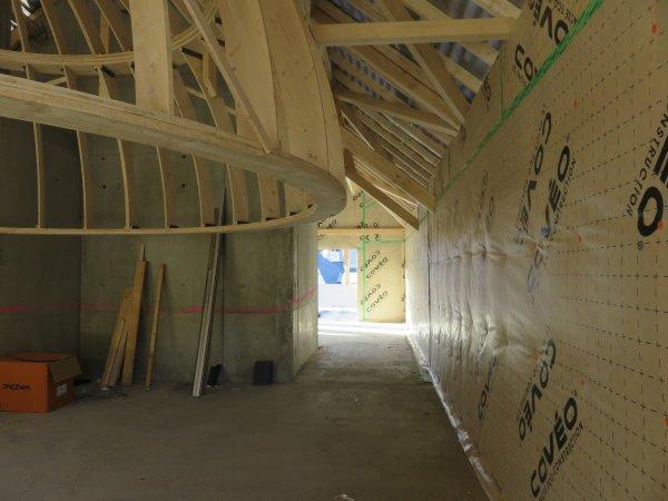 LE POINT SUR LES TRAVAUX du nouveau collège Saint Joseph Peyramale, avec le futur pôle « ESPACE ASTRONOMIE » de l'ASTRO CLUB LOURDAIS. De la COUPOLE du FUTUR PLANÉTARIUM de 5 mètres de diamètre, à la salle d'astronomie et à la Terrasse d'observation, en images…