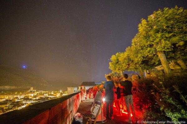 NUIT DES ETOILES ! Superbe reportage photos de Christophe Cieslar.
