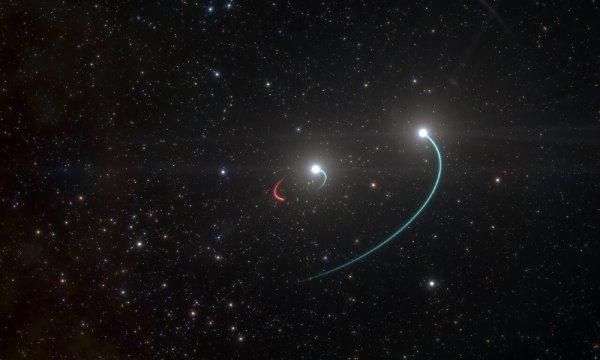 RÊVONS D'ESPACE : DECOUVERTE DU TROU NOIR LE PLUS PROCHE DE LA TERRE ! Une équipe européenne de l'Observatoire européen austral (ESO) a identifié un trou noir stellaire à seulement mille années-lumière du Système solaire. Ce trou noir de 4 fois la masse du Soleil a été décelé grâce à l'observation du duo d'étoiles baptisé HR6819, menée avec le télescope de 2,2m de l'observatoire de La Silla, au Chili. L'équipe a détecté son existence en s'apercevant que l'une des deux étoiles tournait autour d'un astre inconnu selon une période de 40 jours. Les deux étoiles de HR 6819 sont visibles à l'½il nu dans l'hémisphère Sud, contrairement au trou noir. En effet, celui-ci n'absorbe aucune matière et son environnement proche n'émet aucun rayonnements, ni en lumière visible, ni en rayons X, comme c'est souvent le cas. Avant sa découverte, le trou noir jusque-là considéré comme le plus proche était celui de V616 Monocerotis, situé à 3300 années-lumière, dans la constellation de la Licorne. (Source ESO France) Restez bien chez vous, et prenez soin de vous et de vos proches.