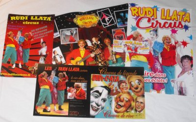 Rudi Llata Circus !