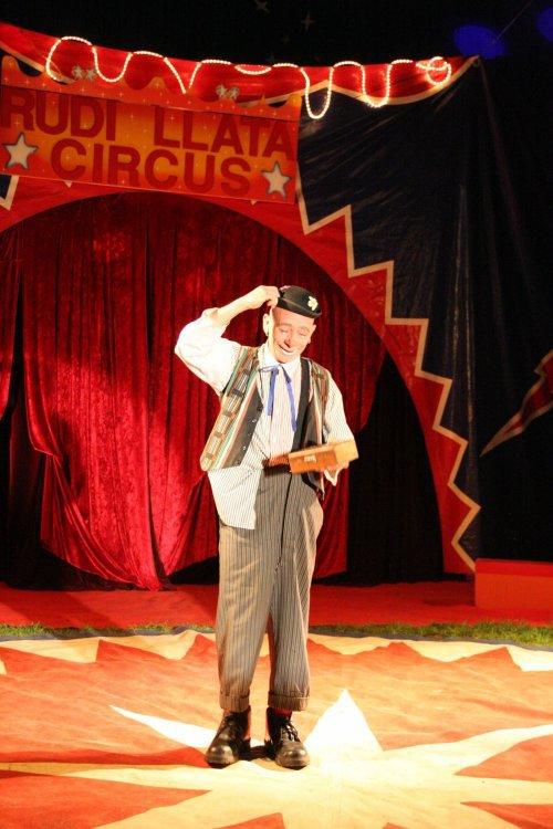 Spectacle Rudi Llata Circus !