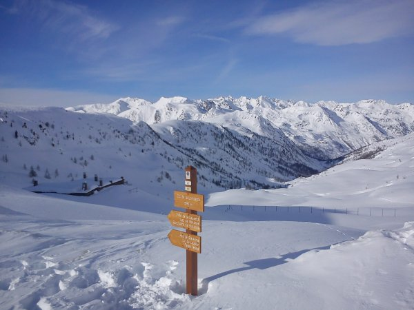 Col de la Lombarde 2350m