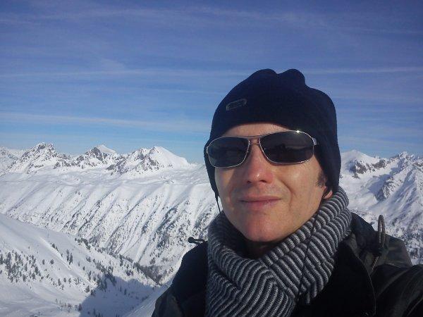 L'abominable homme des neiges rode toujours dans la montagne...