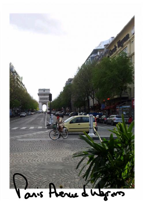 Paris, veille et jour d'élections