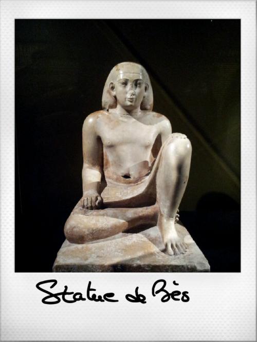 Le crépuscule des Pharaons - une exposition de toute beauté