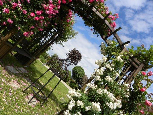 Rendez-vous aux jardins en Tourraine