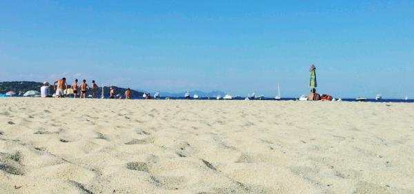 Ramatuelle... c'est l'été et les vacances!