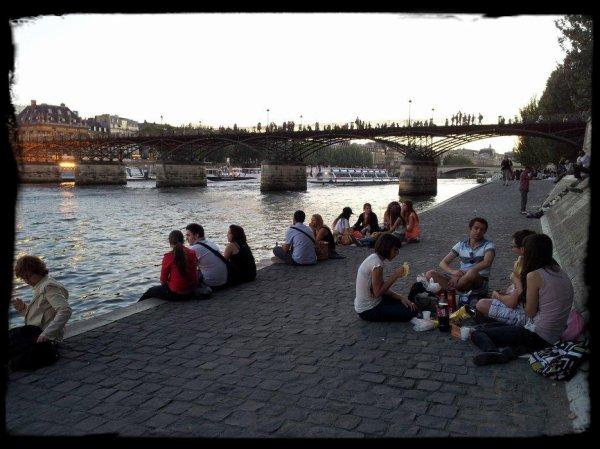 Paris Plages - du 20 juillet au 19 août 2012