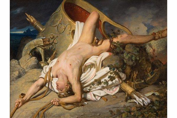 « Hommes Nus de 1800 à nos jours » - « Nackte Männer, von 1800 bis heute »
