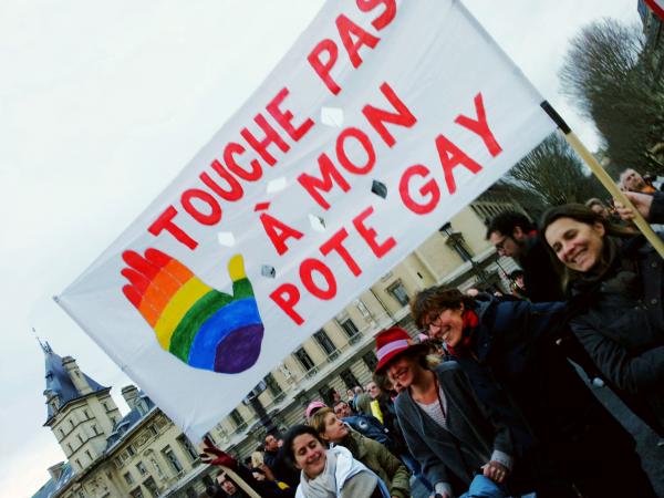Manifestation pour l'Egalité