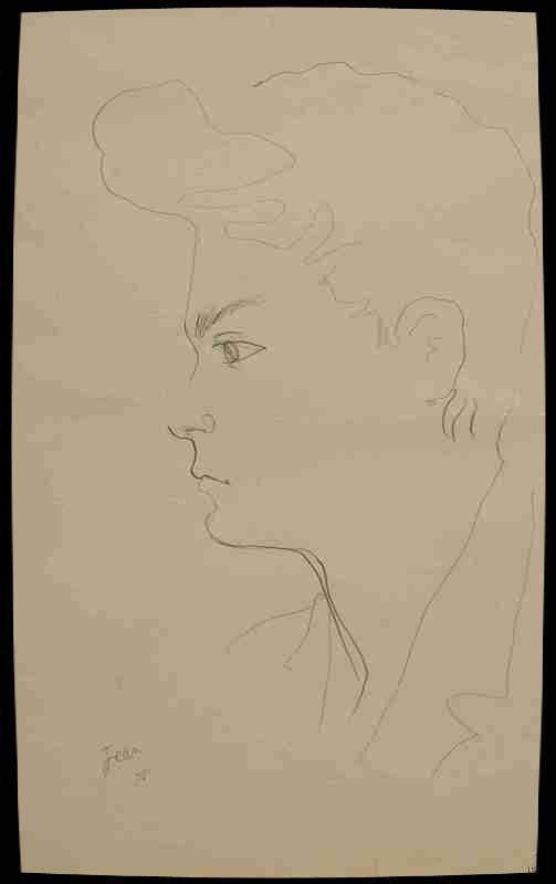 Jean Cocteau à Menton