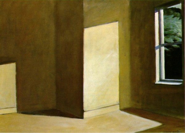 Hopper au Grand Palais: Baisser de rideau !