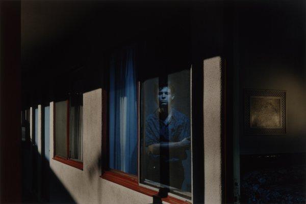 Echo à Edward Hopper: le photographe Philip-Lorca diCorcia