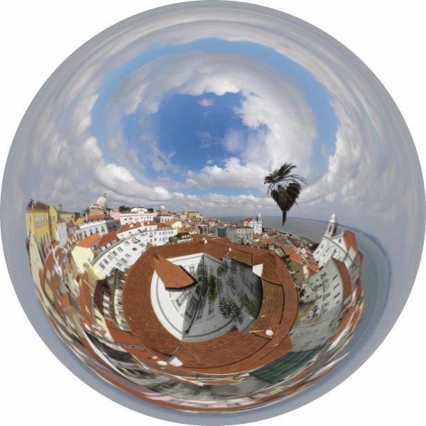 Bolhas à Lisboa