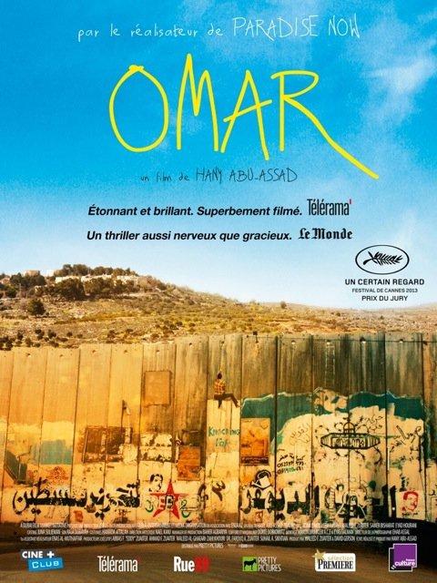 Omar. Un film sublime !