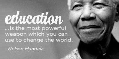 Pour que le rêve de Mandela se réalise !